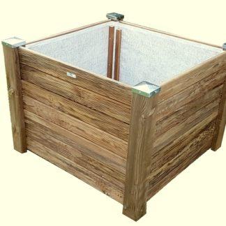 nos bacs jardiner sans se baisser carr s potagers sur lev s papycool. Black Bedroom Furniture Sets. Home Design Ideas